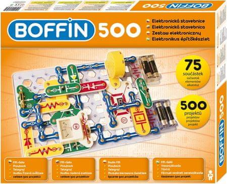 Boffin 500 Oktató játék