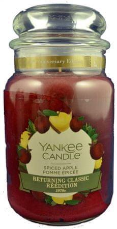 Yankee Candle Classic velký 623 g Spiced Apple - limitovaná edice