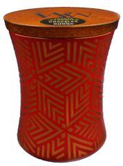 Woodwick Crimson Berries sveča 275 g - okrasna vaza