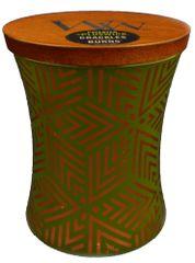 Woodwick Frasier Fir sveča 275 g - okrasna vaza