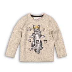 Minoti Tričko chlapčenské bavlnené s dlhým rukávom LIMIT 9
