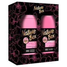 Nature Box Kosmetická sada tělové péče Almond