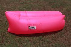 Bezdoteku BEZDOTEKU Nafukovací sedací vak iPRO Nylon růžový