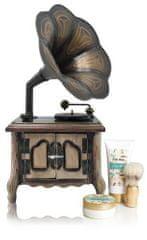 Pánská sada kosmetiky na holení Gramofon (Shaving Set Gramophone)
