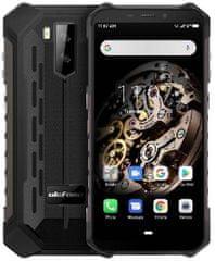 Ulefone smartfon Armor X5 DS, 3 GB/32 GB, czarny