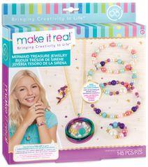 Make It Real Náhrdelník a náramky, medailonek