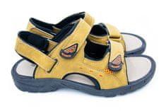 Pánské sandály TexBase béžové