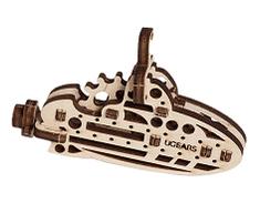 UGEARS Kľúčenka - ponorka
