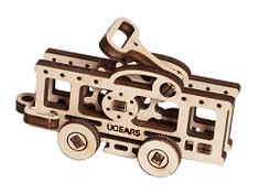 UGEARS Kľúčenka - trolejbus