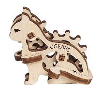 UGEARS Kľúčenka - mačka