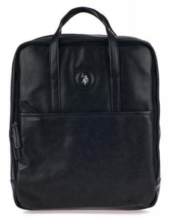 U.S. POLO ASSN. plecak damski Scottdale Backpack, czarny