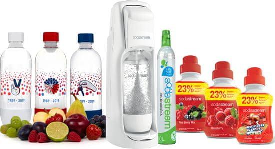 SodaStream JET WHITE 30. výročí