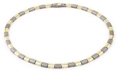 Boccia Titanium Ogrlica iz titana 0812-02