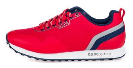 U.S. Polo Assn. muške tenisice Luis 44 crvene