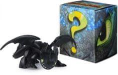 Spin Master figurka kolekcjonerska Jak Wytresować Smoka 3 opakowanie podwójne - czarne