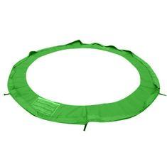 SEDCO Potah na trampolínu SUPER LUX ochranný límec 305 cm zelený