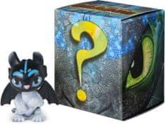 Spin Master figurka kolekcjonerska Jak Wytresować Smoka 3 opakowanie podwójne - czarno-szare
