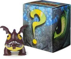 Spin Master Sárkányok 3 Gyűjtői figurák dupla csomagolás - sötétbarna