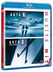Akta X - Kolekce 1+2 (2 BD) - Blu-ray