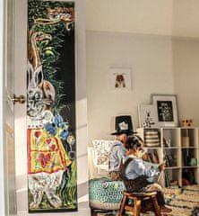 Jaq Jaq Bird Samolepící tabule na kreslení na zeď