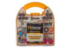 Hoteche Brusné nástavce na přímou brusku, 300 ks - HT550710 | Hoteche