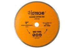 Hoteche Diamantový řezný kotouč 230 mm, WET TYPE - HT570106   Hoteche