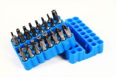 AHProfi Sada bitů v plastovém držáku 33 dílů - AH143301 | AHProfi