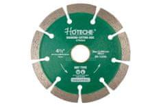 Hoteche Diamantový řezný kotouč, DRY, 115 mm - HT570263   Hoteche