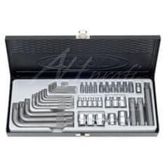 Licota Sada kľúčov a bitov 40 ks - LIABS80003 | Licota