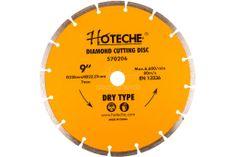 Hoteche Diamantový rezný kotúč, 230 mm, segmentový - HT570206 | Hoteche