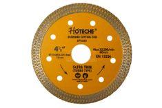 Hoteche Diamantový řezný kotouč úzký 115 mm, TURBO - HT570352   Hoteche