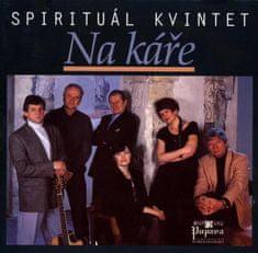 Spiritual kvintet: Na káře - CD