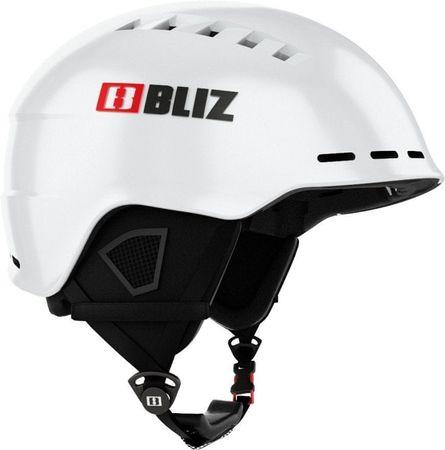 Bliz Head Cover Mips smučarska čelada Shiny White 54-58 cm - 55903-00-5458