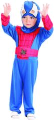 MaDe Šaty na karneval - pavoučí hrdina