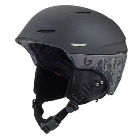 Bollé 31886 Millenium Matte Black & Titanium smučarska čelada, M 54–58 cm