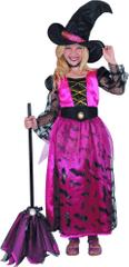 MaDe Karneváli ruha - boszorkány