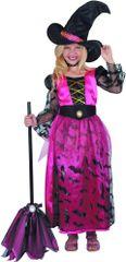 MaDe strój na karnawał - czarownica