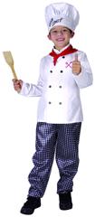 MaDe Karnevalový kostým kuchár