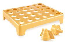 Tescoma stojak na ciasteczka pszczele ule DELÍCIA