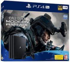 Sony PlayStation 4 Pro - 1TB + Call of Duty: Modern Warfare