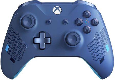 Microsoft Xbox One S Gamepad kontroler, Sports Blue (WL3-00146)