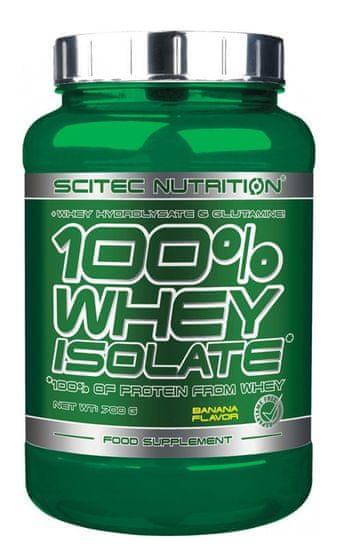 Scitec Nutrition 100% Whey Isolate 700g vanilka