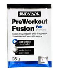 Survival PreWorkout Fusion Fair Power 25g
