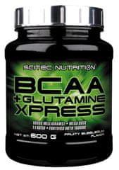 Scitec Nutrition Scitec BCAA + Glutamine Xpress 600g