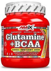 Amix Nutrition L-Glutamine + BCAA Powder 530g