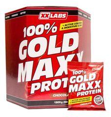 XXlabs Nutrition 100% Gold Maxx proteín 1800g