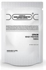 Sizeandsymmetry Whey 80CFM 1000g