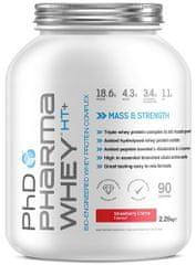 PhD Nutrition Pharma Whey HT+ 2250g