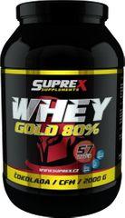 Suprex Whey Gold CFM 80% 2000g