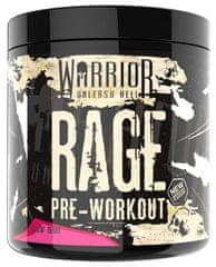 Warrior Rage Pre-Workout 392g